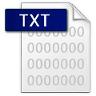 Konwertuj do TXT